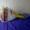 Графин в виде рыбы,  цветное стекло,  винтаж СССР #1657592