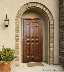 Входные двери утеплённые не стандарт от производителя под ключ. - Изображение #5, Объявление #1543784