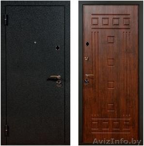 Входные двери утеплённые не стандарт от производителя под ключ. - Изображение #3, Объявление #1543784