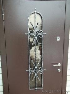 Входные двери утеплённые не стандарт от производителя под ключ. - Изображение #1, Объявление #1543784