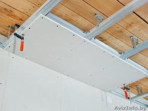 Потолки. Отделка, ремонт, монтаж - Изображение #1, Объявление #1641306
