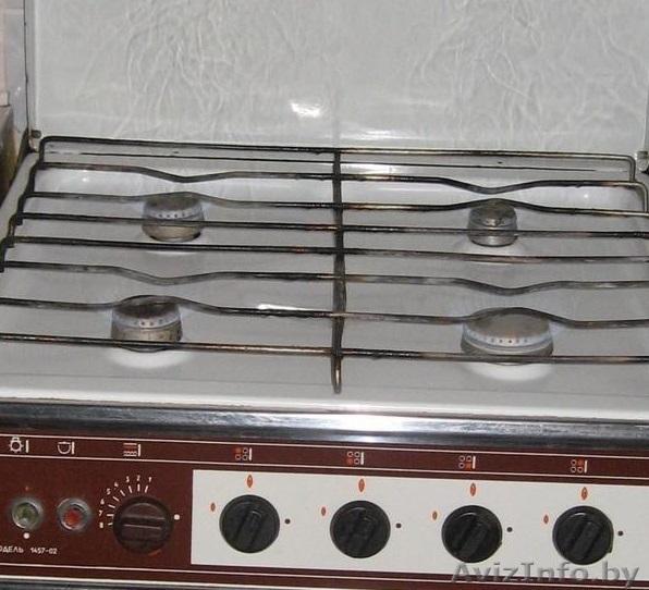 Brest 04 газовая плита