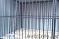 Вольеры для животных с прутьями или из сетки с бесплатной доставкой по РБ.