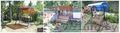 Садовые разборные качели с доставкой от производителя в Орше