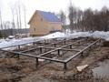 Свайно-винтовой Фундамент установка в Оршанском р-не